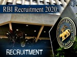 Rbi Recruitment 2020 For 926 Vacancies Of Assistants Rbi Org