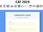 Cat Result 2019 Score Card Download Iimcat Ac In
