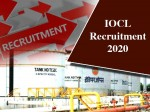 Iocl Recruitment 2020 Notification Iocl Recruitment 2020 Trade Apprentice Apply Online Till 27 Jan