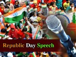 Republic Day Speech For Kids In Hindi Republic Day Essay 26 January Speech In Hindi Gantantra Diwas