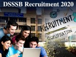 Dsssb Recruitment 2020 Store Keeper Junior Clerk Stenographer And Other 536 Posts 6 February