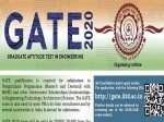 Gate 2020 Results Out Check Cutoff Marks Score Card Topper List