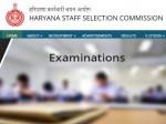 Hssc Recruitment 2020 Last Date Extended Till 15 May