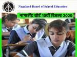 Nagaland Board 10th Result
