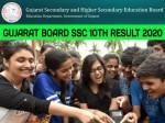 Gseb Ssc Result 2020 Gujarat Board 10th Result