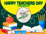 Teachers Day Card Making Ideas Online Handmade