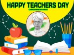 Teachers Day Quotes Wishes Card Images