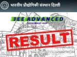 Jee Advanced Result 2020 Rank Marks Cutoff Topper List Seat Allocation Counselling Dates