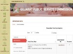 Gpsc Recruitment 2021 Notification Apply Online