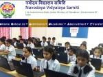 Nvs Admission 2022 For Class 9 Registration Process Selection Test On Navodaya Gov In Apply Online