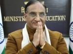 Education Minister Ramesh Pokhriyal Interview