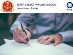 Ssc Chsl Result 2021 Cut Off List Download