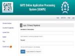 Gate 2021 Response Sheet Download Direct Link