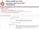 Hssc Constable Recruitment 2021 Registration Last Date Apply Online Direct Link