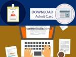 Dsssb Admit Card 2021 Download Direct Link For Dsssb Je Tier 2 Exam