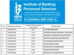 Ibps Rrb So Result 2021 Check Direct Link
