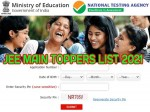 Jee Main Result 2021 Toppers List Score Final Answer Key Download