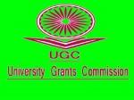 Ugc Online Degree Courses Universities List