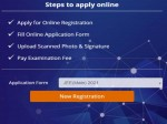Jee Main April 2021 Registration Direct Link