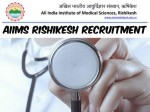 Aiims Rishikesh Recruitment 2021 For Nurse Technical Assistant Resident 700 Posts