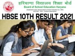Hbse 10th Result 2021 Name Wise