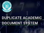 Cbse Duplicate Academic Document System Dads