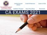 Icai Ca Foundation Inter Final Exam 2021 Date Sheet Pdf Download