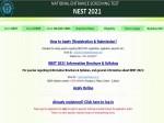 Nest 2021 Exam Postponed Nest Exam Date