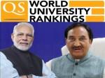 Qs World University Rankings 2022 Pm Modi Congratulates Top Indian Institutes