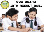 Goa Board Hssc 12th Result 2021 Check Link Roll Number Name Wise