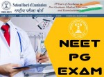 Neet Pg 2021 Exam Date 11 September