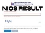 Nios 10th 12th Result Marksheet Download