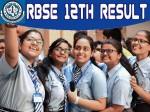 Rajasthan Board 12th Result Statistics