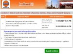 Iocl Apprentice Recruitment 2021 Apply Online For 480 Posts Before August
