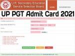 Up Pgt Admit Card Download Link