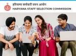 Hssc Admit Card 2021 Download Link Hssc Gov In Haryana Sub Inspector Exam On Sept