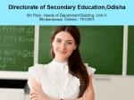 Odisha Teacher Recruitment 2021 Apply Online