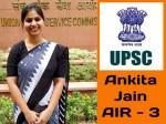 Upsc Topper 2021 Ankita Jain Interview