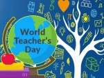 World Teachers Day Theme History Significance