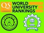QS Ranking 2020: क्यूएस रैंकिंग 2020 की टॉप 50 यूनिवर्सिटी में तीन आईआईटी ने बनाई जगह, देखें लिस्ट
