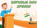 Republic Day 2021 Speech Ideas For Students Teachers Chief Guest: स्वतंत्रता दिवस पर भाषण कैसे तैयार करें