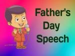 Father's Day Speech In Hindi 2021: पिता दिवस पर भाषण कैसे लिखें जानिए