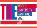 THE Asia University Rankings 2021 List: टाइम्स एशिया रैंकिंग में इन 63 संस्थानों ने बनाई जगह, देखें लिस्ट