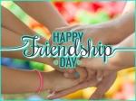 Friendship Day 2021 Kab Hai: दोस्ती के तीन सब्दों में समाई है दुनिया, दिलों में हमेशा प्यार बसाया