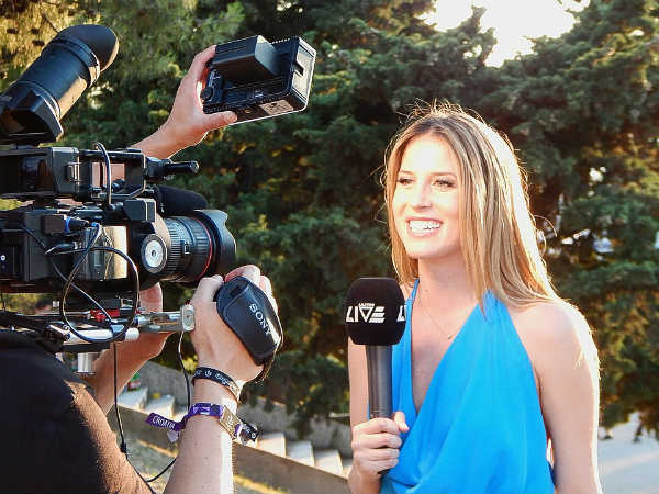 मीडिया इंडस्ट्री में करियर