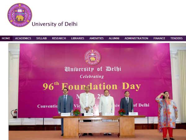 15 मई से शुरू होंगे दिल्ली यूनिवर्सिटी में एडमिशन, ऐसे करें रजिस्ट्रेशन
