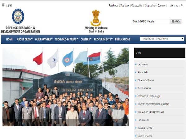 ITM DRDO में जूनियर रिसर्च फेलो के पदों पर भर्ती, जल्द करें आवेदन