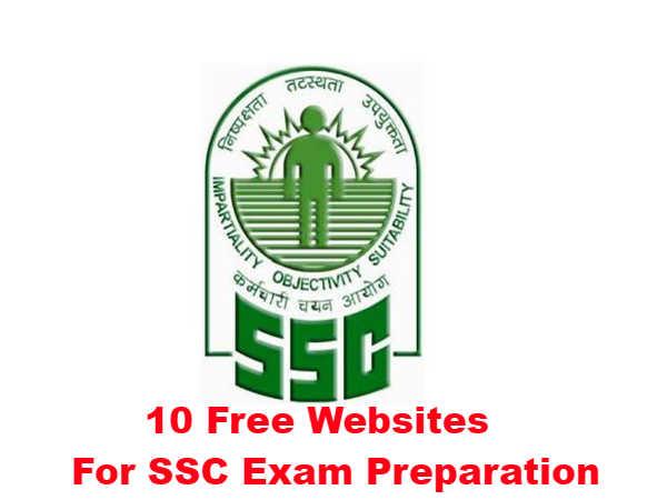 SSC-2018 की तैयारी  के लिए 10 फ्री वेबसाइट्स