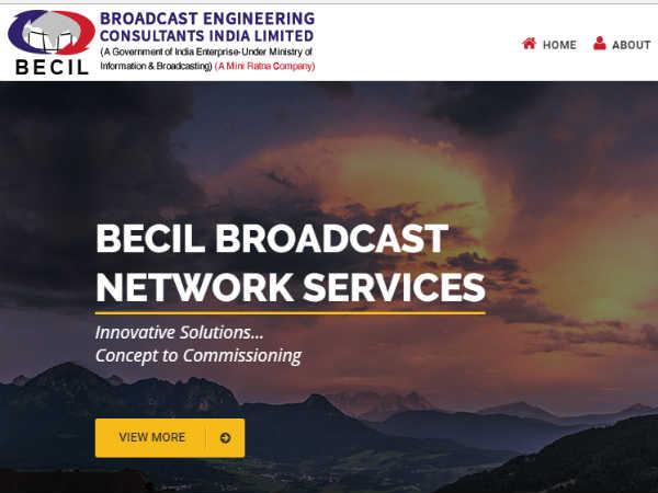 BECIL में सोशल मीडिया एग्जीक्यूटिव और ग्राफिक डिजाइनर के पदों पर भर्ती