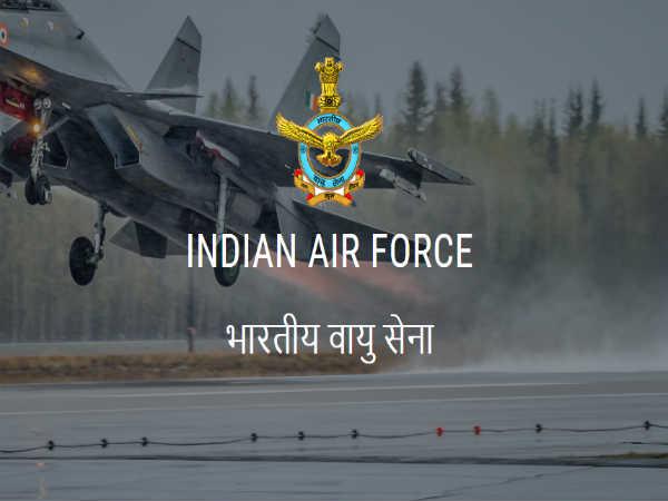 इंडियन एयर फोर्स में टेक्निकल और नॉन-टेक्निकल के 182 पदों पर भर्ती